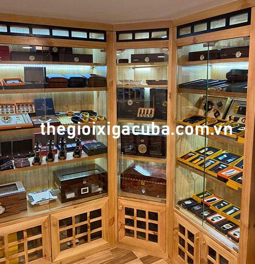 cửa hàng xì gà cuba tại hcm