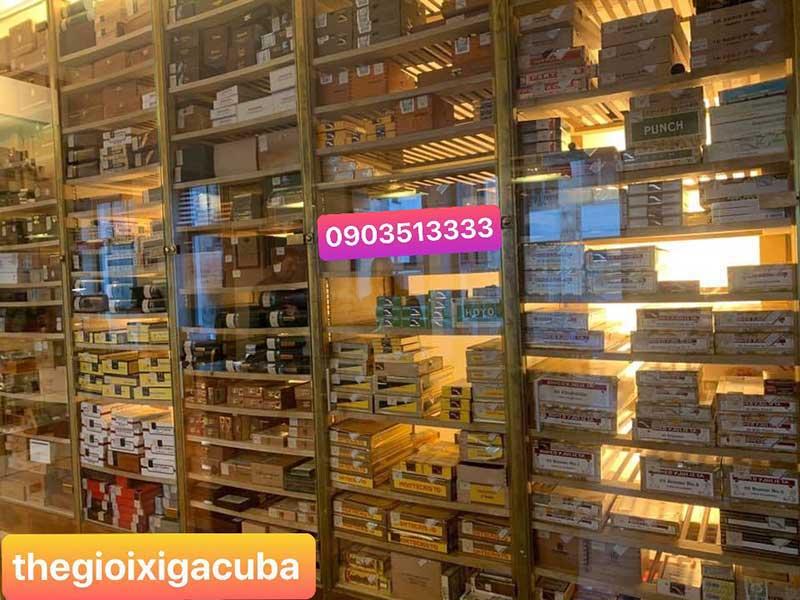 Địa Chỉ mua xì gà tại thành phố thử đức