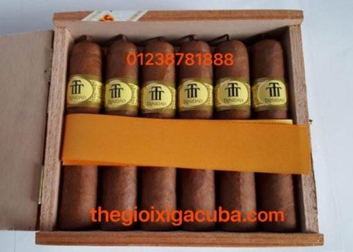 xì gà trinidad short mini